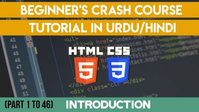 HTML5 & CSS3 (Basic) Course